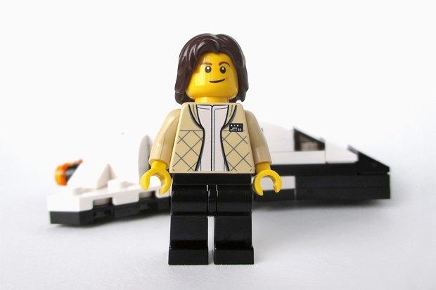 Набор LEGO «Женщины NASA». Изображение № 4.