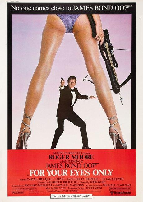 Найдите отличие:  Люди между ног  на постерах к фильмам. Изображение № 11.