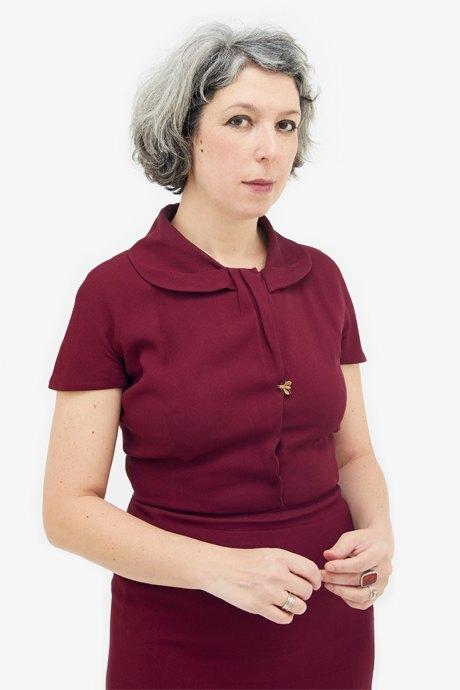 Литературный критик и куратор Анна Наринская о любимых нарядах. Изображение № 5.