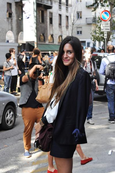 Анна Делло Руссо, Брайан Бой и другие перед показом Gucci SS 2012. Изображение № 8.