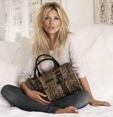 Кейт Мосс в рекламной кампании Kate Moss for Longchamp FW 2011. Изображение № 49.