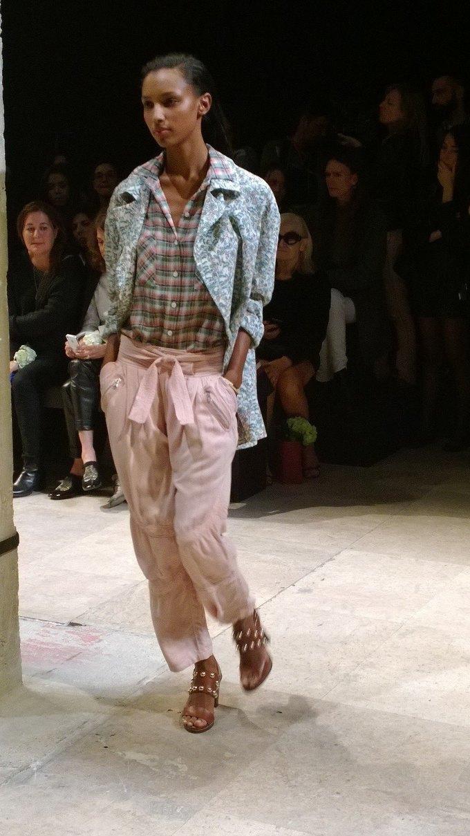 Прямой репортаж  с Paris Fashion Week:  День 8. Изображение № 10.
