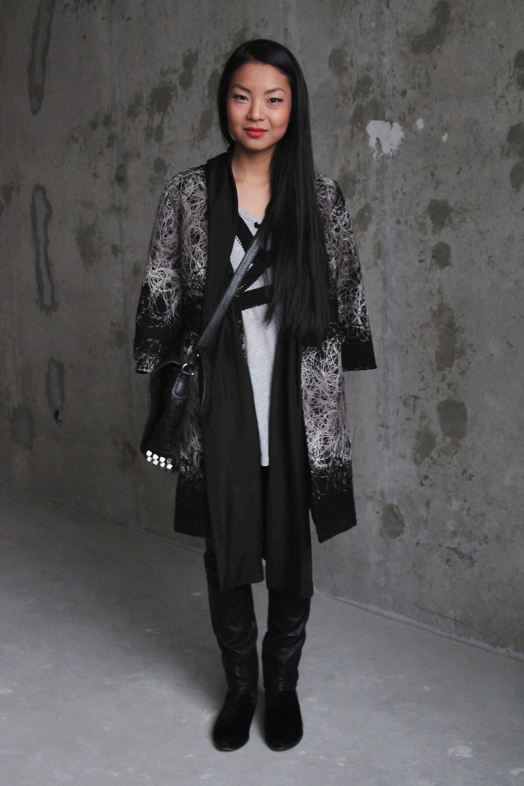 Ульяна Ким, PR-директор Aurora Fashion Week и блогер. Изображение № 28.