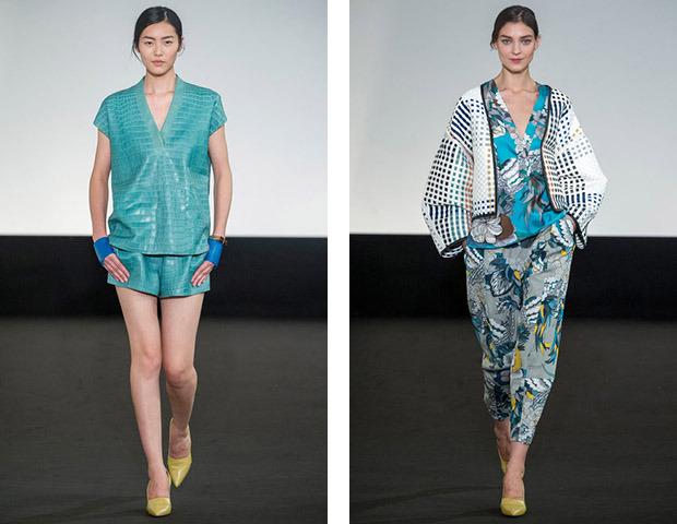 Парижская неделя моды: Показы Kenzo, Celine, Hermes, Givenchy, John Galliano. Изображение № 23.