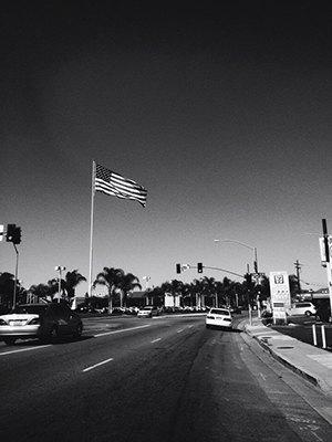 Калифорния  на кабриолете и скейте  за 21 день. Изображение № 9.