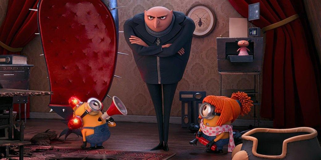 Чему учат детей   мультфильмы-блокбастеры. Изображение № 4.