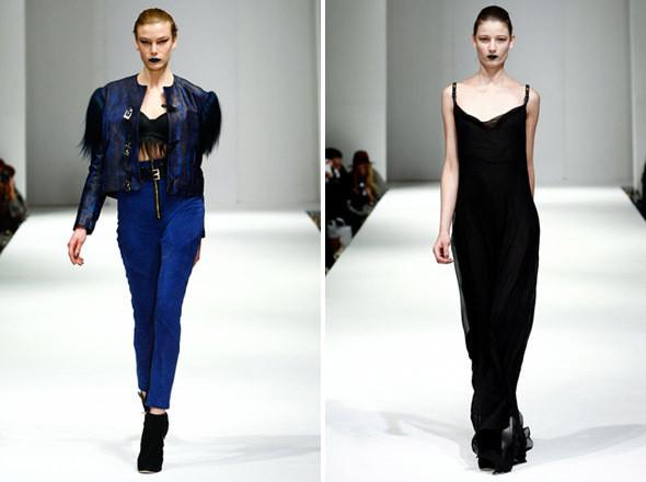 Изображение 1. Показы на London Fashion Week AW 2011: день 1.. Изображение № 8.