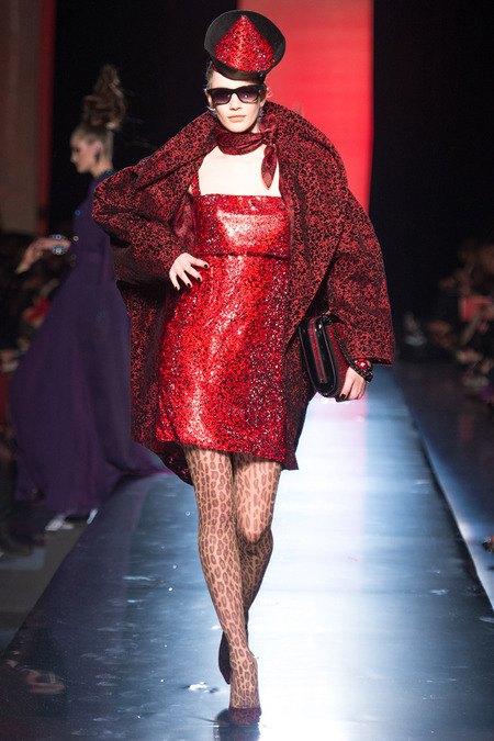Jean Paul Gaultier Couture FW13. Изображение № 2.