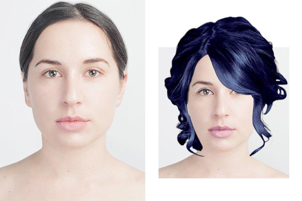 До и после макияжа:  Редакция тестирует  бьюти-приложения. Изображение № 22.