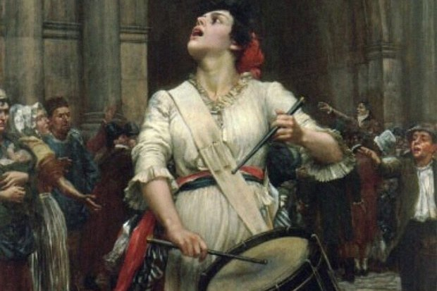 «Она прекрасна, когда злится»: Женские протесты, изменившие историю . Изображение № 1.