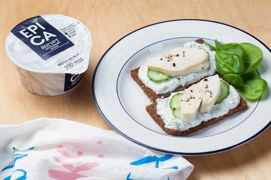 10вкусных белковых завтраков навсе случаи жизни. Изображение № 5.