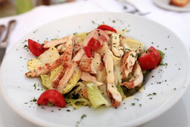 Тёплые салаты: 5 несложных рецептов. Изображение № 4.