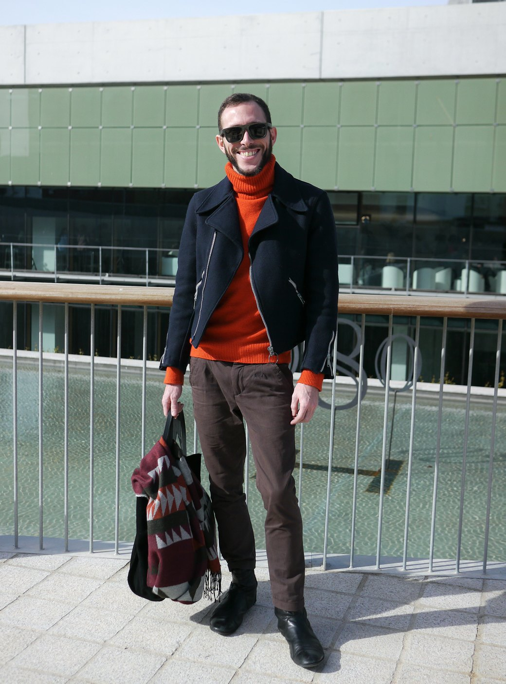 Гости Недели моды в Барселоне. Изображение № 23.
