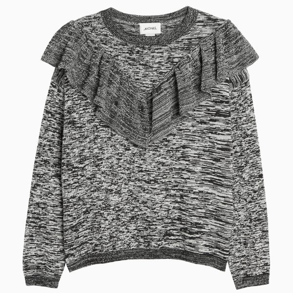 10 серых свитеров со скидками: От простых до роскошных. Изображение № 5.