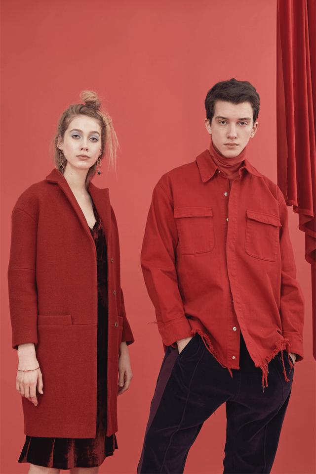 В красном цвете:  Яркие образы для  Нового года и не только. Изображение № 10.