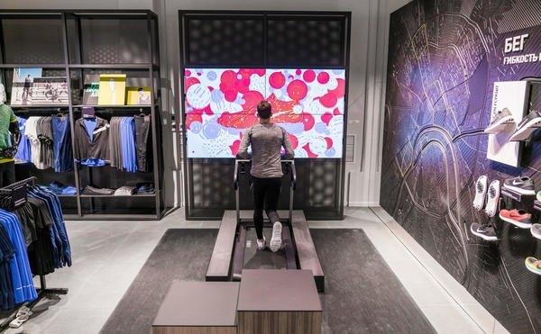 В Москве открылся пятиэтажный магазин Nike. Изображение № 5.
