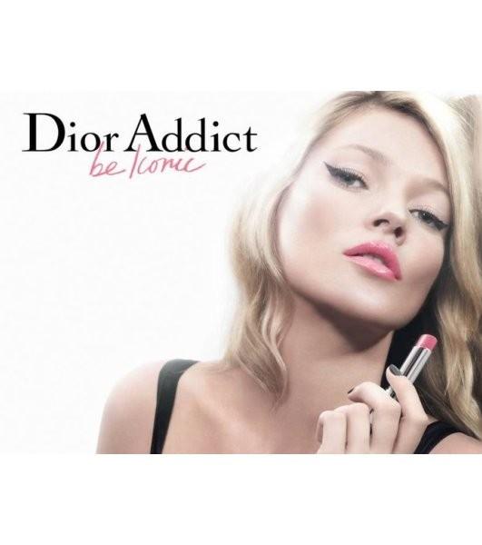 Кейт Мосс в рекламной кампании Dior Addict Lipstick. Изображение № 51.