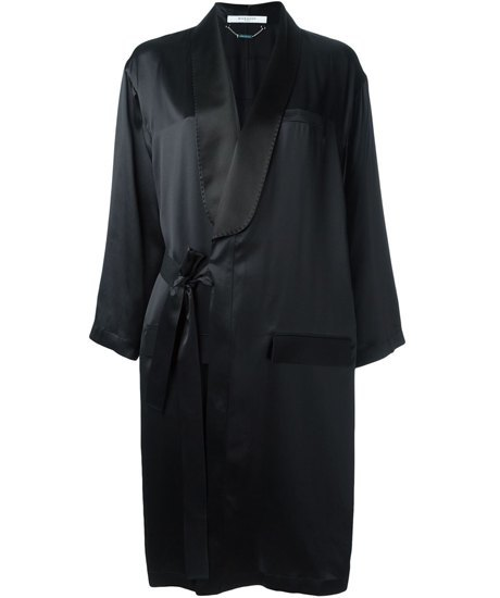 И пальто, и платье:  10 лёгких халатов на лето. Изображение № 5.