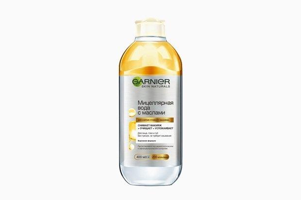 Мицеллярная вода с маслами Garnier Skin Naturals. Изображение № 18.