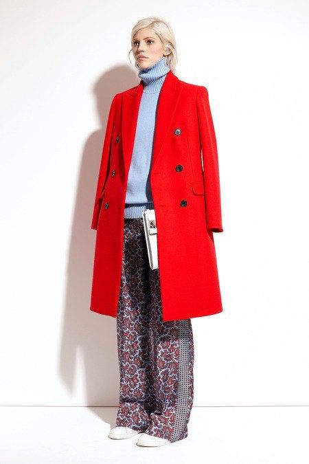 Пальто и костюмы в лукбуке новой коллекции Michael Kors. Изображение № 18.