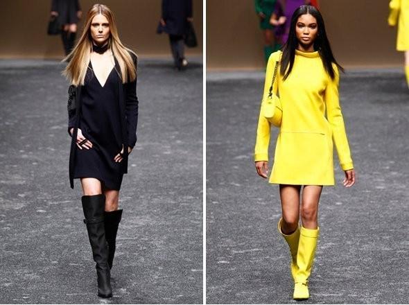 Изображение 6. Показы на Milan Fashion Week FW 2011: день 3.. Изображение № 10.