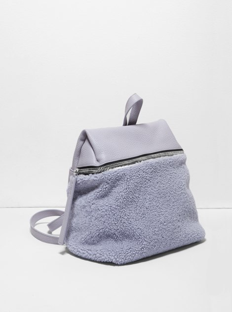 Плюшевые рюкзаки и сумки  Kara. Изображение № 3.