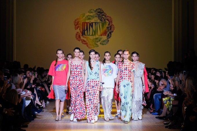 Что происходит  с украинской модой: Коллекция Poustovit SS14. Изображение № 1.