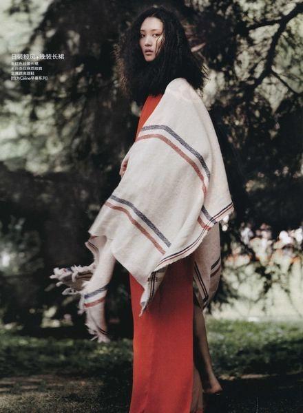 Новые лица: Лина Чжан, модель. Изображение № 62.