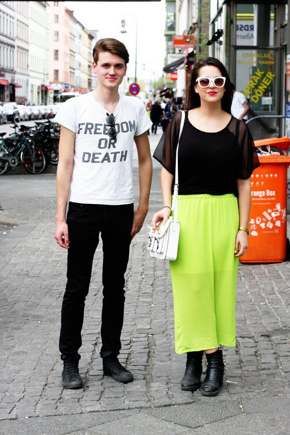 Расслабленность и простота на улицах Берлина. Изображение № 42.