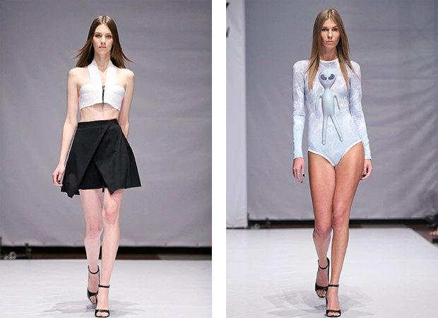 Kiev Fashion Days, часть II: Что показали украинские дизайнеры. Изображение № 5.