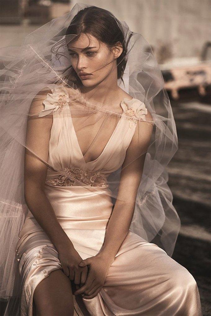 Topshop запускают линию свадебных платьев. Изображение № 1.