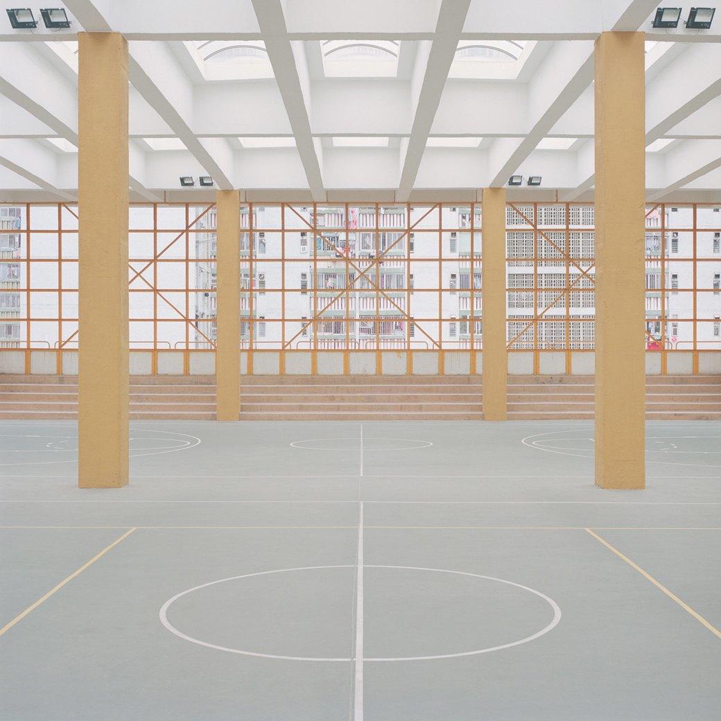 «Courts»: Заброшенные спортплощадки . Изображение № 26.