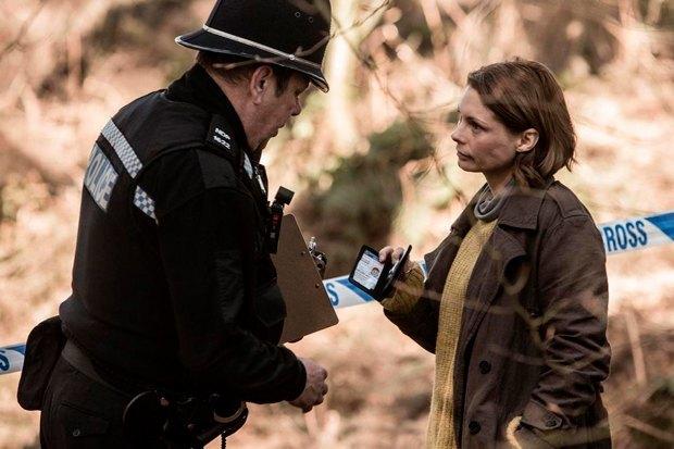 Беременность как главная интрига полицейского сериала «В темноте». Изображение № 3.