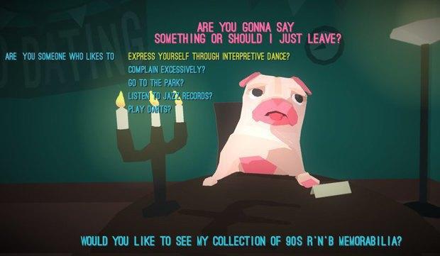 «Hot Date»: игра-свидание с высокомерным мопсом. Изображение № 3.
