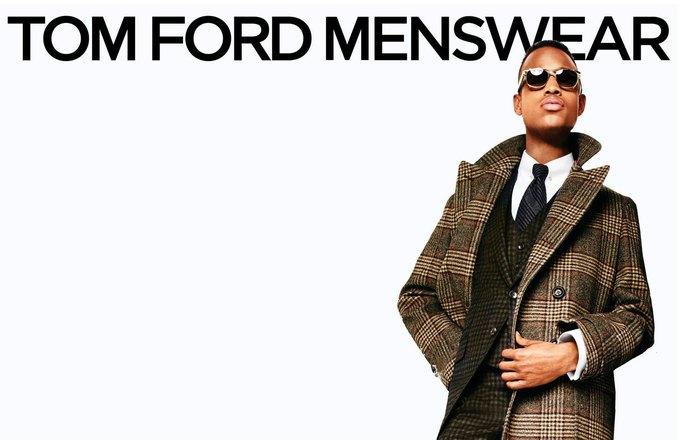 Том Форд снял рекламу своей марки в стиле 1980-х. Изображение № 12.