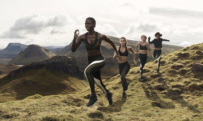 H&M выпустили коллекцию экологичной одежды  для спорта. Изображение № 3.