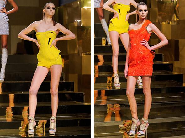 Versace Spring 2012 Haute Couture . Изображение № 20.