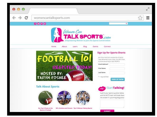 20 отличных блогов  о спорте, которые ведут женщины. Изображение № 2.