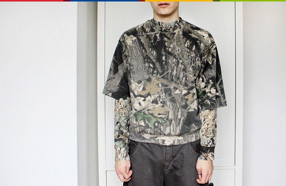 Война и мир: Студент Saint Martins о своей коллекции милитари-одежды. Изображение № 18.