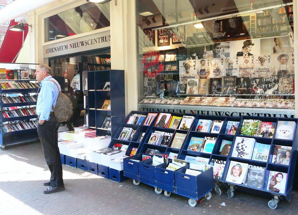 По каким магазинам ходить в Амстердаме. Изображение № 23.