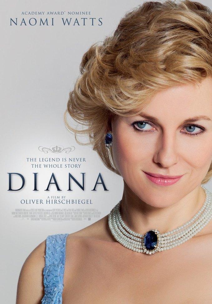 Промо фильма о принцессе Диане убрали с места ее гибели. Изображение № 1.