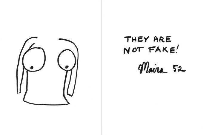 «Они настоящие!» — Майра, 52. Изображение № 21.