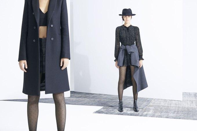 Леопардовые шубы и платья-сорочки в новой коллекции Zara. Изображение № 3.