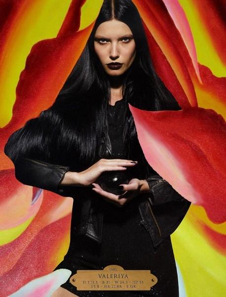 Композитки пяти модельных агентств к Нью-Йоркской неделе моды. Изображение № 84.