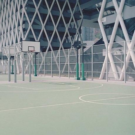 «Courts»: Заброшенные спортплощадки . Изображение № 22.