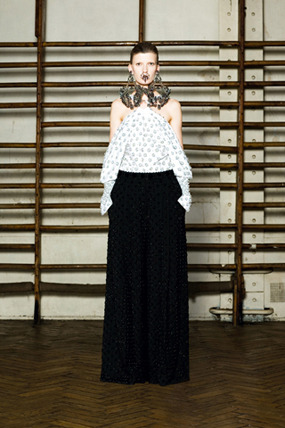 Givenchy Haute Couture SS 2012 . Изображение № 78.