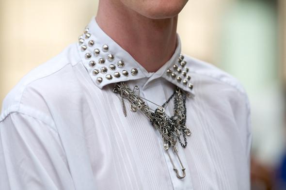 Стрит-стайл: Неделя мужской моды в Милане. Изображение № 27.