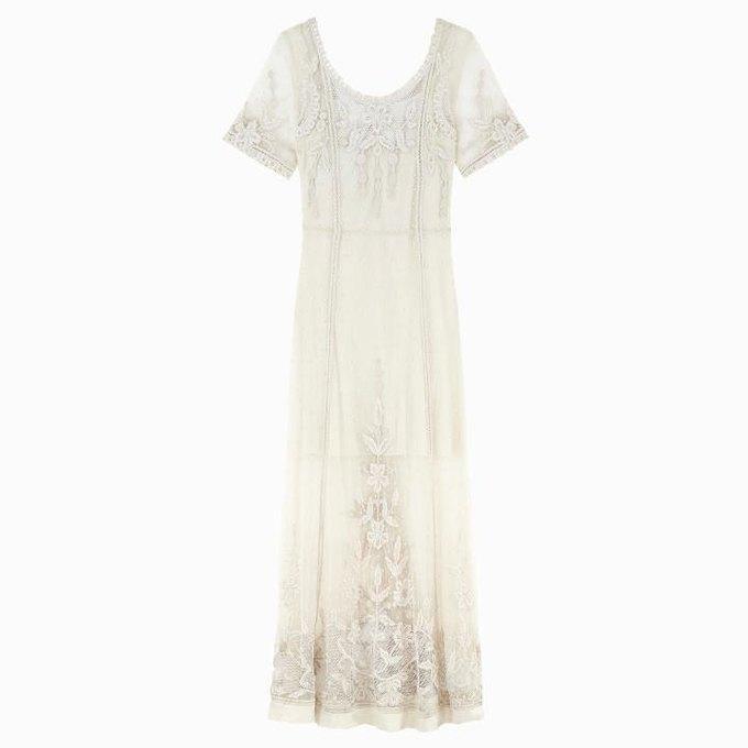 ASOS показали коллекцию демократичных свадебных нарядов с ценами. Изображение № 1.