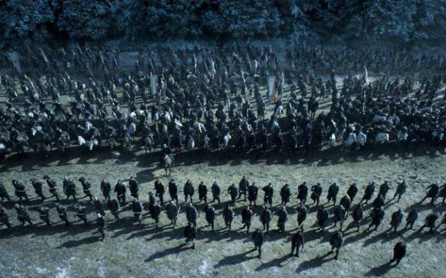 Историки раскритиковали сцену «битвы бастардов» из «Игры престолов». Изображение № 2.
