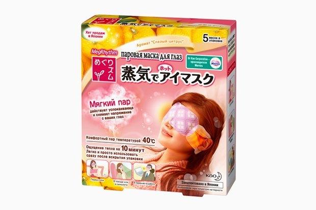 Паровая маска для глаз MegRhythm. Изображение № 31.